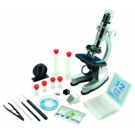 Набор EDU-TOYS MS907 Микроскоп (кейс)