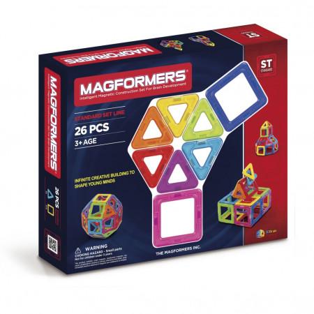 Магнитный конструктор MAGFORMERS 701004 (63087) 26
