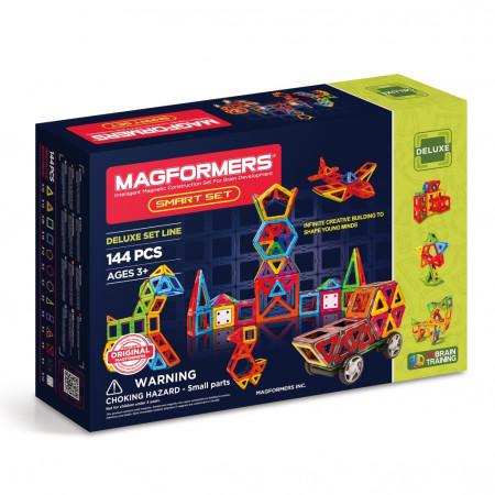 Магнитный конструктор MAGFORMERS 710001 (63082) Smart set