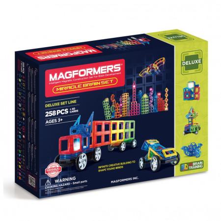 Магнитный конструктор MAGFORMERS 710005 (63093) Miracle Brain set