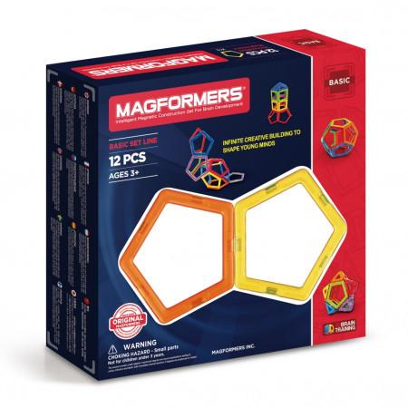 Магнитный конструктор MAGFORMERS 701009 (63071) 12