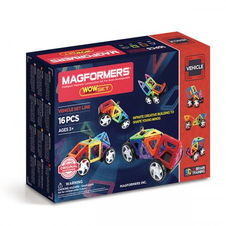 Магнитный конструктор MAGFORMERS 707004 (63094) Wow set