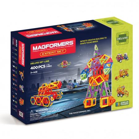 Магнитный конструктор MAGFORMERS 710003 (63084) EXPERT SET