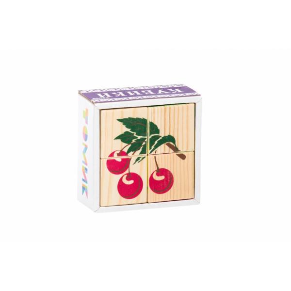 Фрукты-ягоды (4 шт)