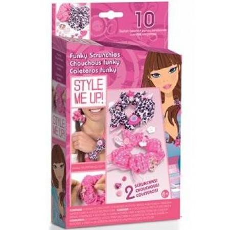 Набор STYLE ME UP! 558 Забавные резиночки для волос.