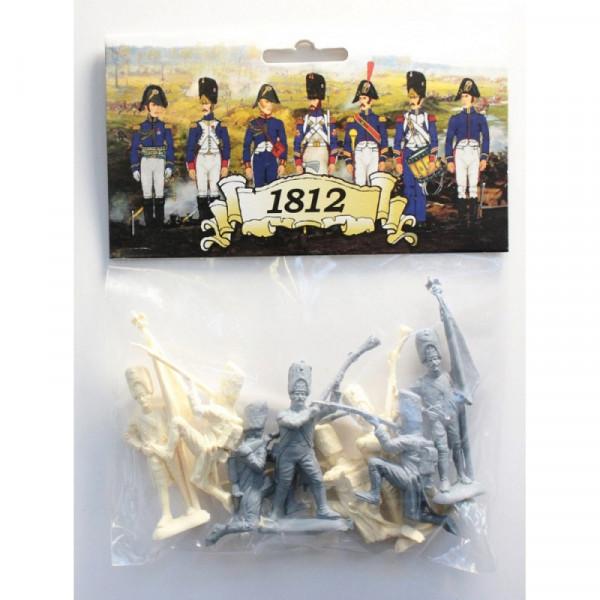 Набор БИПЛАНТ Армия 1812 года БОПП 12022