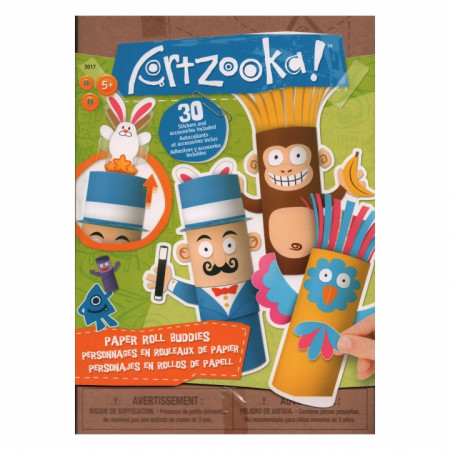 ARTZOOKA! 3017 Веселые друзья из бумаги