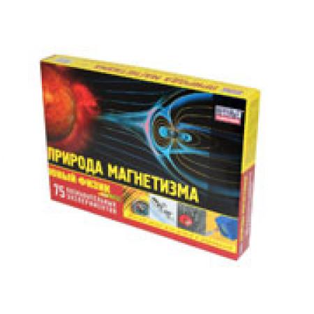Набор для опытов НАУЧНЫЕ РАЗВЛЕЧЕНИЯ НР00036 Юный физик Start Природа магнетизма