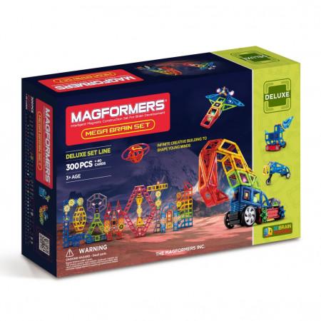 Магнитный конструктор MAGFORMERS 710006 (63100) Mega Brain