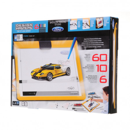 DESIGN MASTERS 7019 Дизайн-студия Ford