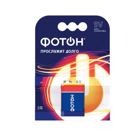 Элементы питания ФОТОН 22448 6LR61 OP1