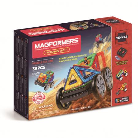 Магнитный конструктор MAGFORMERS 707006 (63131) Racing set