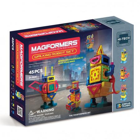 Магнитный конструктор MAGFORMERS 709004 (63137) Walking Robot