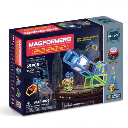 Магнитный конструктор MAGFORMERS 709005 (63140) Magic Space