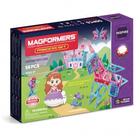 Магнитный конструктор MAGFORMERS 704003 (63134) Princess Set