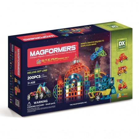 Магнитный конструктор MAGFORMERS 710008 (60507) S.T.E.A.M. Basic