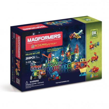 Магнитный конструктор MAGFORMERS 710007 (60506) S.T.E.A.M. Master