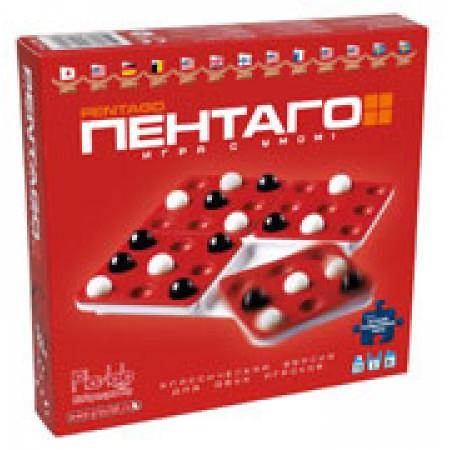 Настольная игра MARTINEX М6227 Пентаго