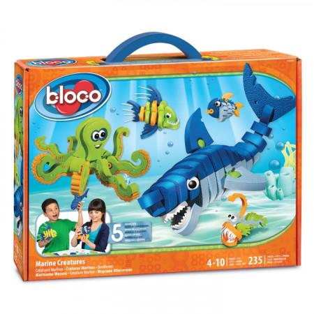 Конструктор BLOCO 30241 Морские животные