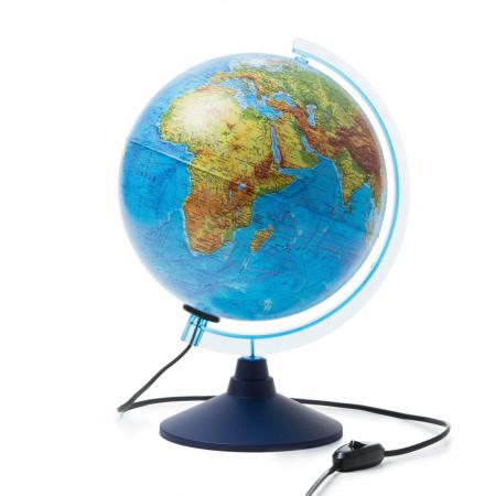 Глобус GLOBEN Ке012500191 Физико-политический с подсветкой 250 серия Евро
