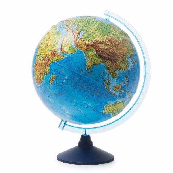 Глобус GLOBEN физический рельефный 320 мм Ке013200229