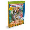 """ЗНАТОК ZP-40063 Русские народные сказки"""" Книга №10 для говорящей ручки 2-го поколения (Как барин сказку слушал, Лутонюшка, Волк ненасытный)"""