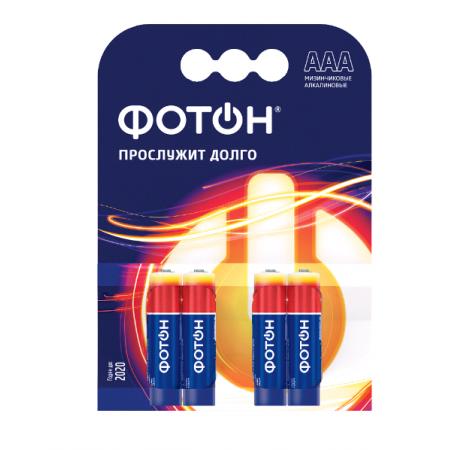 Элементы питания ФОТОН 22443 LR03 OP4