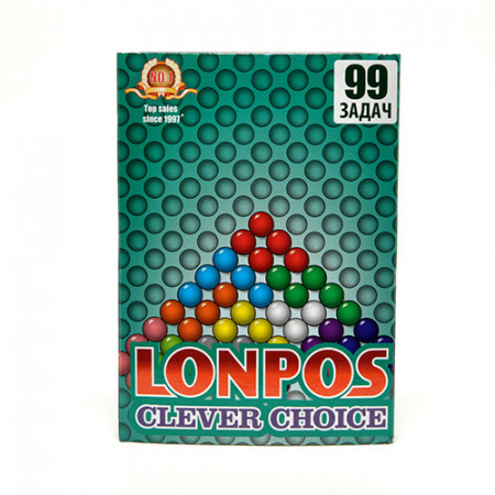 Головоломка LONPOS lonpos99 Clever Choice 99